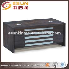 High end office furniture melamine modern executive office desk