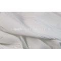 Hersteller liefert High Twist Silber inlaied Baumwollgarn gefärbten Stoff für Hemden