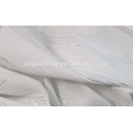 manufacturer supplies high twist silver inlaied cotton yarn dyed fabric for shirts