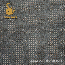 Tear Resistant Dots Backing Bottom Felt