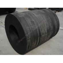 Pára-choque de borracha cilíndrico / pára-choque marinho (TD-C1400X700XL)