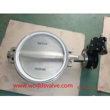 Wafer Typ CF3m Ss316L Absperrklappe (D71X-10/16)