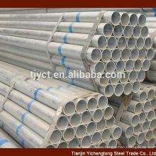 HDP Hot dipped galvanized steel pipe