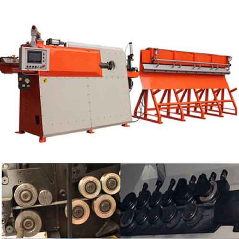 Luteng Cnc Wire Bending Machine