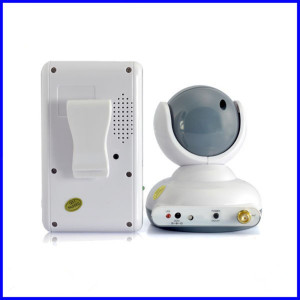Wireless Video Baby Monitor 2 vie Talkback