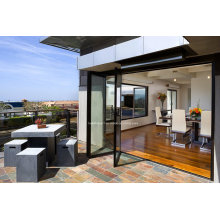 Maximised Openings Sliding Folding Aluminium Doors Prices