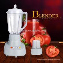 Venda quente alta qualidade 2 em 1 liquidificador de frutas elétrico