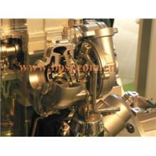 Billet Compressor Wheel 4089919 Alto desempenho CNC Machined Extended Roda para Dodge / Cummin S RAM 5.9 2004.5-2007 EUA
