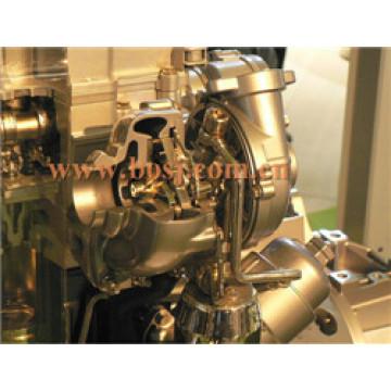 Billet compresseur roue haute performance CNC usiné roue étendue pour Dodge / Cummin S 5.9 USA