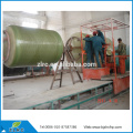 High Pressure FRP GRP Water Tank Vessel Winding Machine