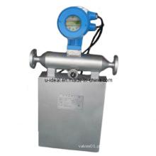 Instrumento de medição líquido de densidade líquida - Medidor de fluxo de massa de micromoção