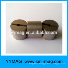 Best selling groove sintered Alnico magnet