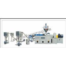PVC hot-cut pelletizing line