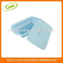 Boîte à lunch en silicone