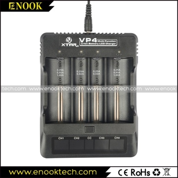 Xtar VP4 USB Battery Charger