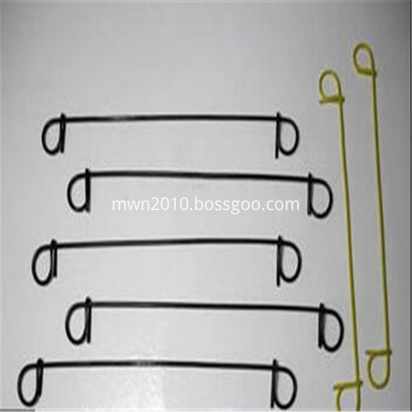 Double Wire Ties