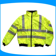 industrial safety clothing high visibility clothing with sliver reflective tape