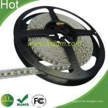 Luz de tira flexível ajustável de temperatura de cor 3528 120LEDs/M