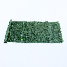 Jardín al aire libre extremadamente denso plástico artificial