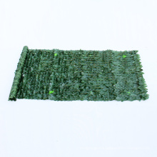 Outdoor garden extremely dense artificial plastic leave