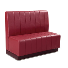 New Zealand Cheap Restaurant Booth Seating or Cafe Booth Sofa