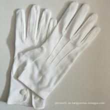 Militäruniformen Parade Handschuhe