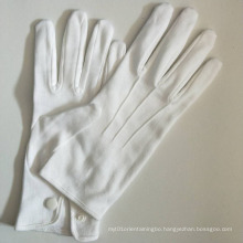 Military Uniforms Parade Gloves