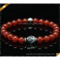 Bracelet élastique à perles chaudes en pierre (CB0107)
