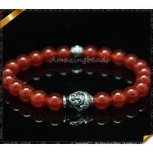 Hot Stone Bead Buddha Stretch Armband (CB0107)