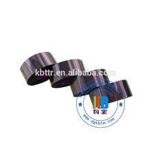 Fita de impressora de código de barras TTO compatível para a máquina de código de data da Videojet 6210