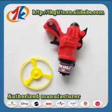 Горячие продажи пластиковый летающий диск Launcher игрушки для малышей