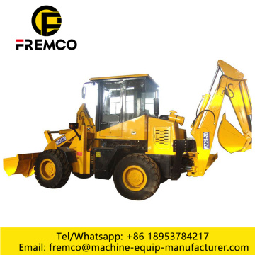 Cheap Backhoe Loader Tractor With Backhoe