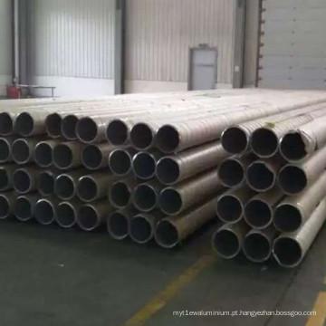Tubo de liga de alumínio acabamento de moinho 2024 T3