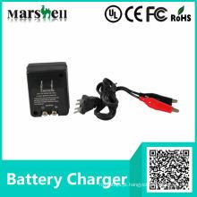 Carregador de bateria de proteção contra sobrecarga certificado UL CE para carro elétrico de brinquedo