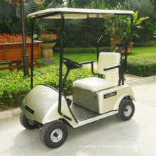 Chariot de golf électrique à une place (DG-C1) avec CE approuvé