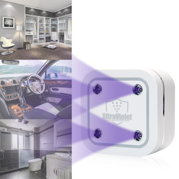 LED Ultraviolet Germicidal Lamp Car UV Light
