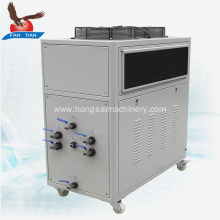 Leading for Beer Chiller 6HP Industrial air-cooled water chillers export to Spain Wholesale