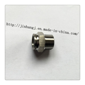Stainless Steel Pcf Pneumatic Connector