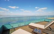 Tempered Glass Balustrade for Balcony