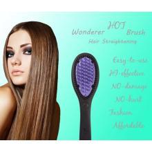 Straitening Hair Brush with Magic