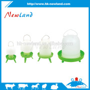 4.0 Litre straight sided suspension poultry drinker Plastic Poultry Water Fountain