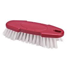 Cepillo exfoliante de tela flexible de plástico de buen precio