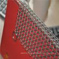 Lavadora de cota de malha em aço inoxidável / Lavadora de ferro fundido / Produto de limpeza em aço inoxidável