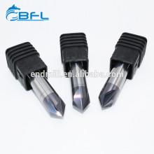 BFL-Werkzeug für CNC-Hartmetall-Fasen-Schaftfräser