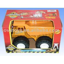 F / P construção dump truck brinquedo