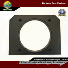 Bracket for Gear Anodized CNC Machining Parts Aluminum CNC Service