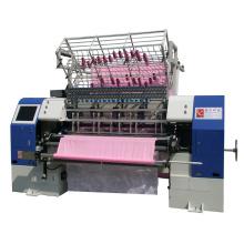 Компьютер одеяло, делая машину, текстильной одежды выстегивать техники, пэчворк одеяла производство машины
