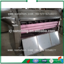 China Continues Type Washing and Peeling Machine,Peel Machine
