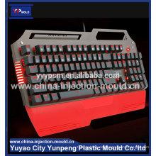 China Factory ABS Büromaschinen Produkte Tastatur Kunststoff Spritzgussform