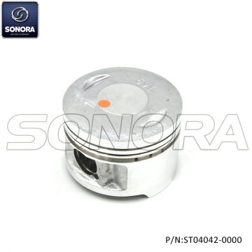 Piston YAMAHA YBR125 (P / N: ST04042-0000) Top Qualité